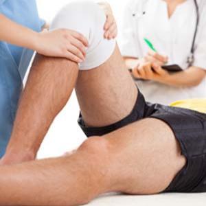 Healing Knee Arthritis